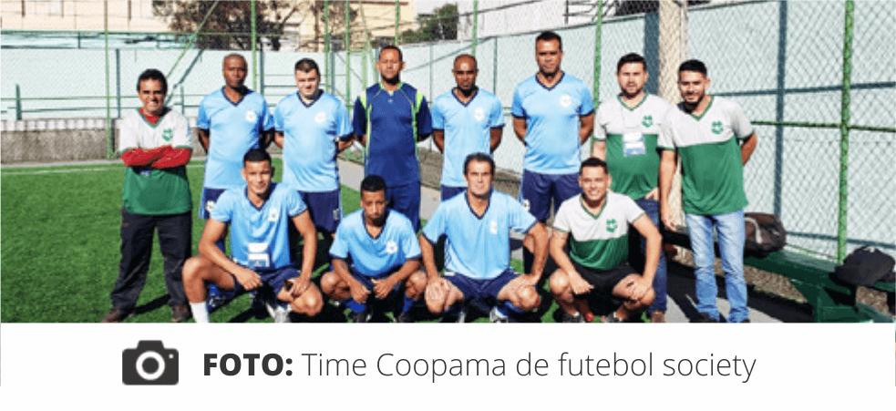Colaboradores da Coopama são presença no Coopsports