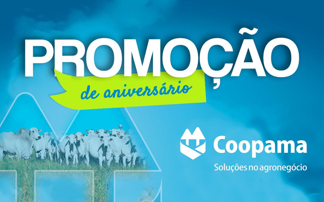 Promoção 75 anos Coopama