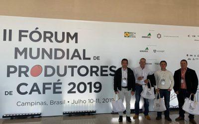 Coopama participa de II Fórum Mundial de Produtores de Café