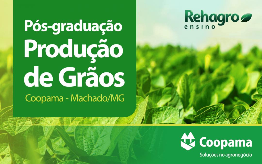 Coopama e Rehagro oferecem curso de pós-graduação