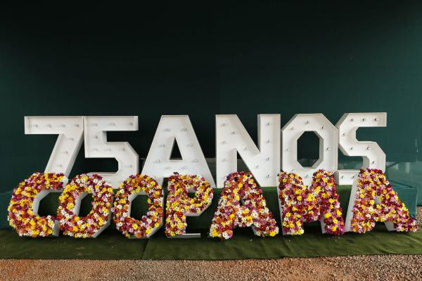 Comemoração Coopama 75 anos