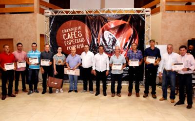 Coopama promove 7° Concurso de Cafés Especiais