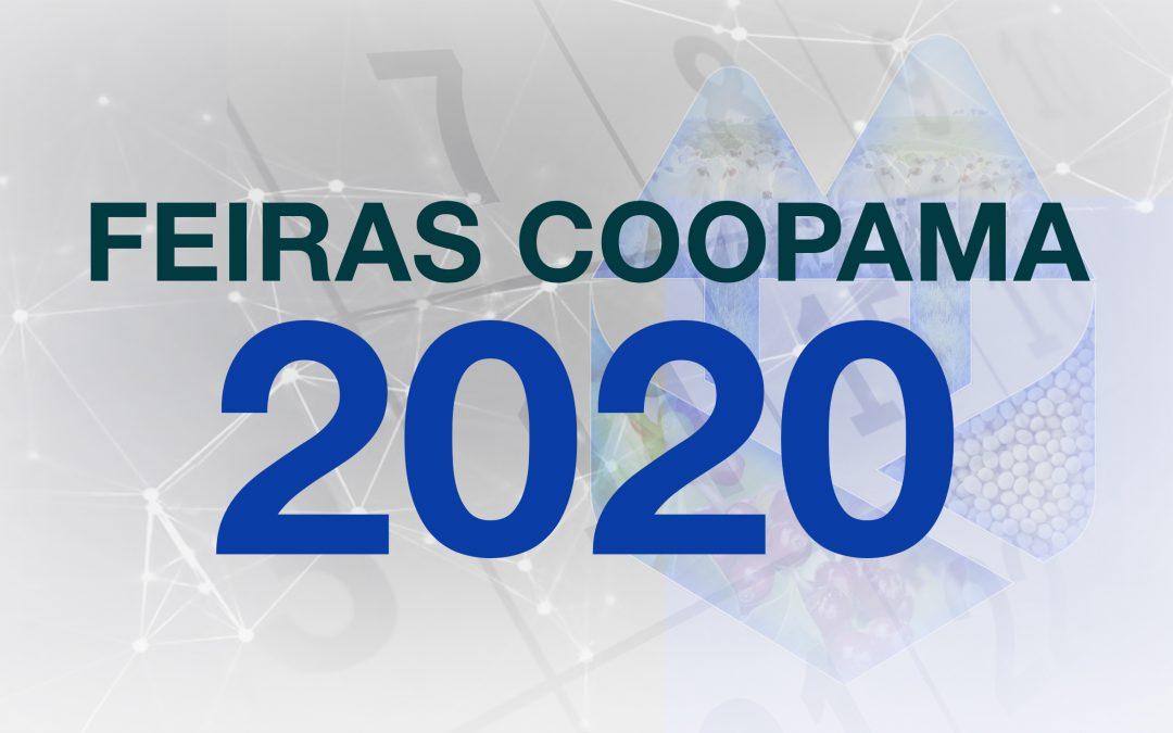Coopama define data para Dias de Negócios e FENEC em 2020