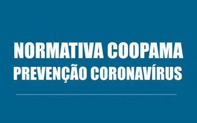 Conheça Normativa Coopama COVID-19