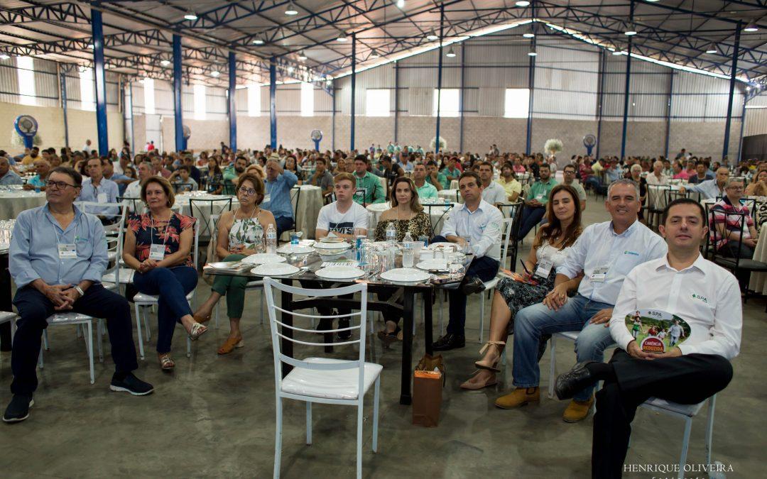 Coopama realiza AGO para cooperados e convidados