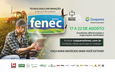Coopama prepara todos os detalhes para a 16ª Edição da FENEC, que chega repleta de novidades