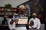 Premiação do 8° Concurso de Cafés Especiais Coopama
